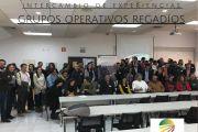 El G.O. 4 Retornos participa en una jornada de intercambio de experiencias entre grupos operativos de regadío